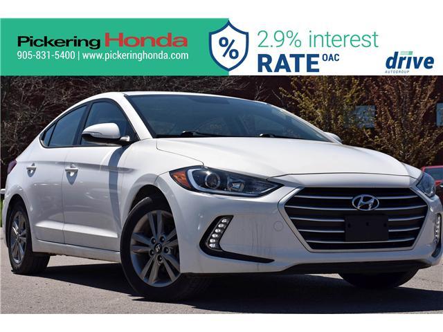 2018 Hyundai Elantra GL SE (Stk: PR1127) in Pickering - Image 1 of 25