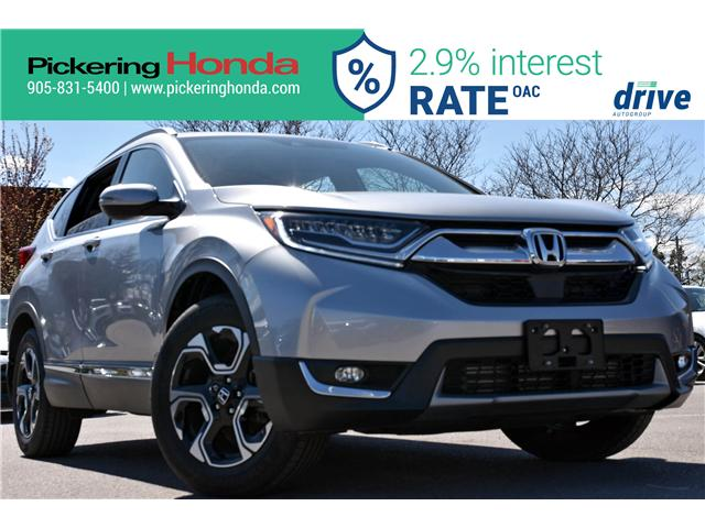 2018 Honda CR-V Touring (Stk: T1618) in Pickering - Image 1 of 33