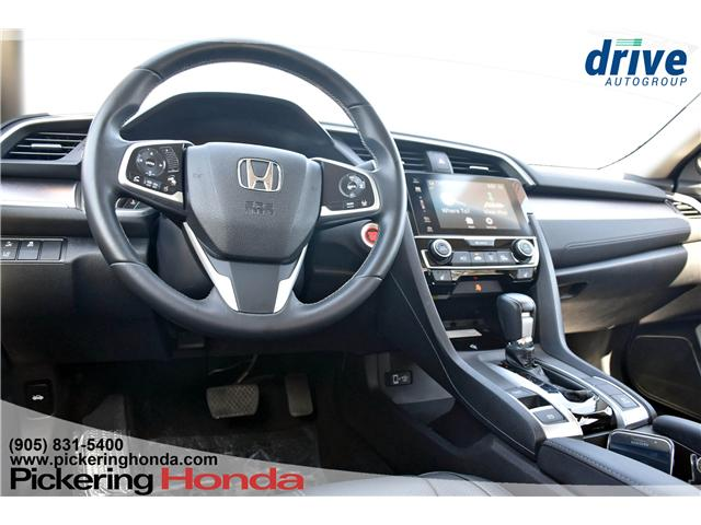 2018 Honda Civic Touring (Stk: T159) in Pickering - Image 2 of 34