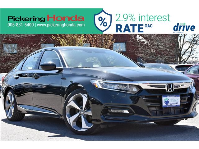 2018 Honda Accord Touring (Stk: T514) in Pickering - Image 1 of 32
