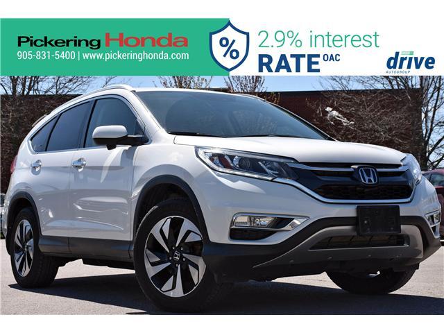 2016 Honda CR-V Touring (Stk: P4879) in Pickering - Image 1 of 38