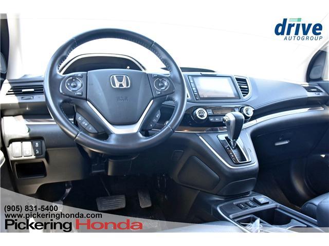 2016 Honda CR-V Touring (Stk: P4879) in Pickering - Image 2 of 38