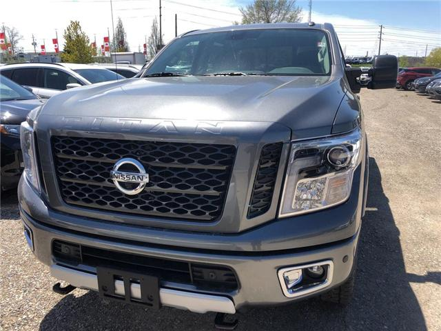 2019 Nissan Titan XD PRO-4X Diesel (Stk: V0432) in Cambridge - Image 2 of 5