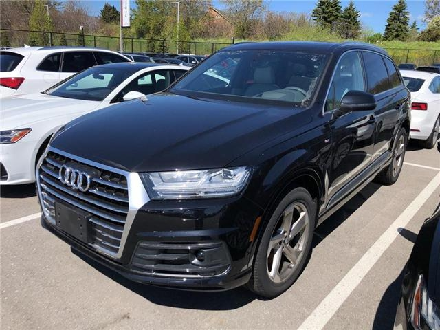2019 Audi Q7 55 Technik (Stk: 50655) in Oakville - Image 1 of 5