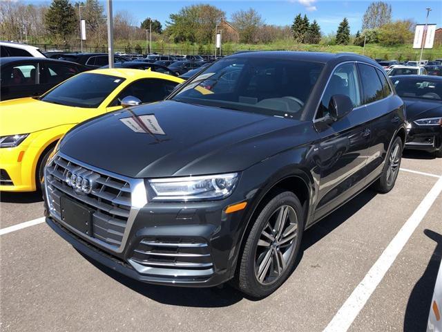 2019 Audi Q5 45 Progressiv (Stk: 50736) in Oakville - Image 1 of 5