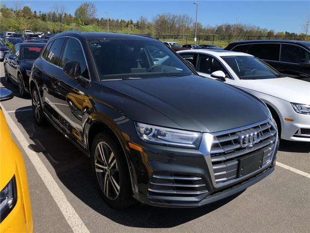 2019 Audi Q5 45 Progressiv (Stk: 50736) in Oakville - Image 3 of 5