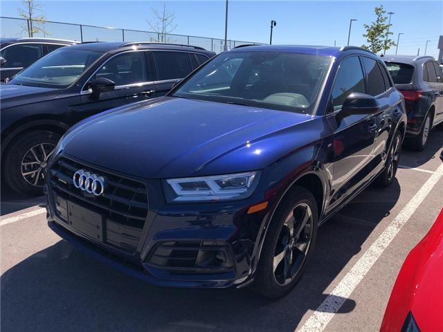 2019 Audi Q5 45 Technik (Stk: 50731) in Oakville - Image 1 of 5