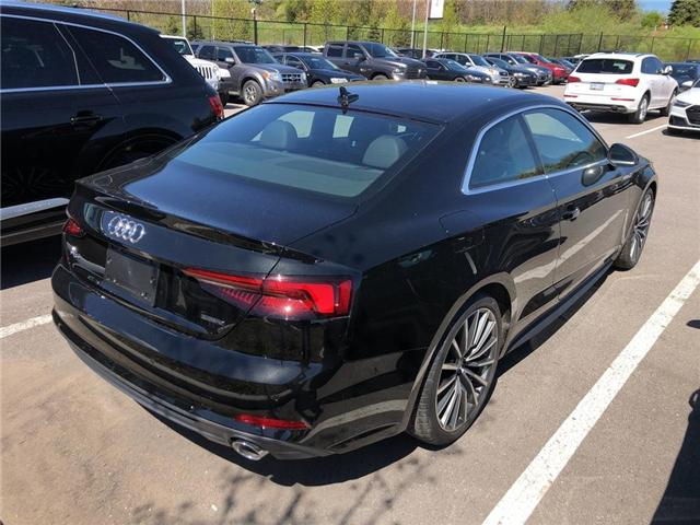 2019 Audi A5 45 Progressiv (Stk: 50746) in Oakville - Image 4 of 5