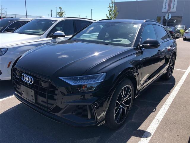 2019 Audi Q8 55 Technik (Stk: 50417) in Oakville - Image 1 of 5