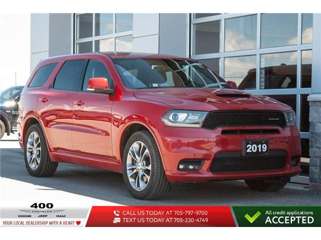 2019 Dodge Durango R/T (Stk: 10506U) in Innisfil - Image 1 of 19