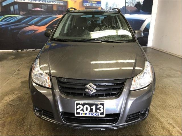 2013 Suzuki SX4 JX (Stk: 102570) in NORTH BAY - Image 2 of 27