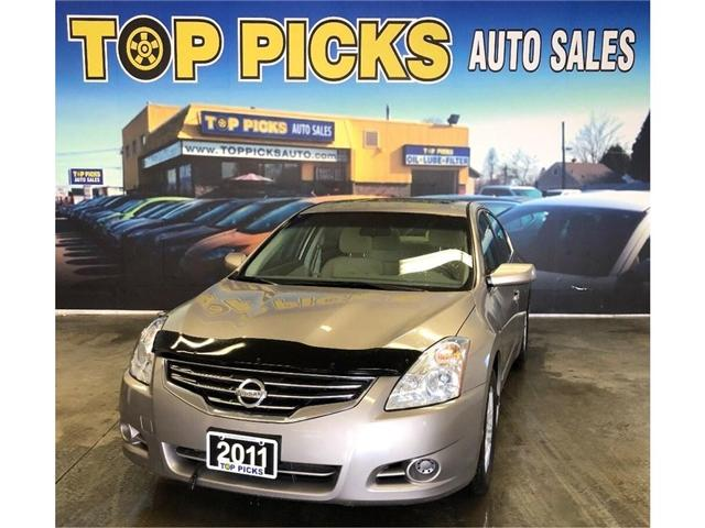 2011 Nissan Altima 2.5 S (Stk: 167661) in NORTH BAY - Image 1 of 24