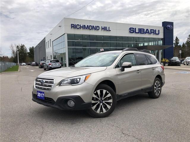 2017 Subaru Outback 3.6R Limited (Stk: P03776) in RICHMOND HILL - Image 1 of 25