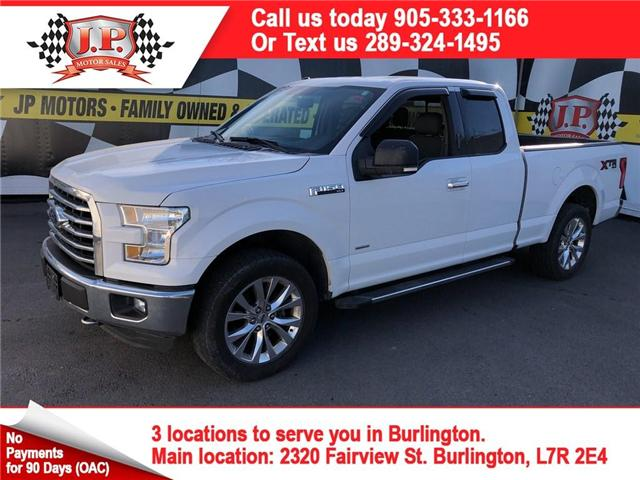 2016 Ford F-150 XLT (Stk: 1FTEX1) in Burlington - Image 1 of 16
