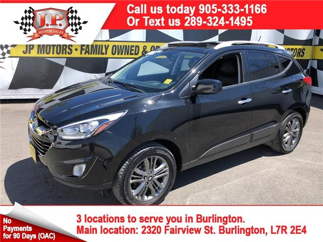 2014 Hyundai Tucson GLS (Stk: 46870) in Burlington - Image 1 of 29