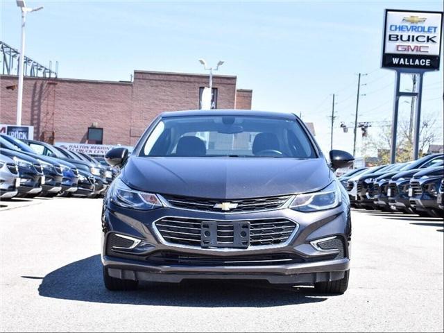 2017 Chevrolet Cruze Premier/HTD STS&WHEEL/REMOT STRT/7 SCRN/17S/CAMRA (Stk: PR5077) in Milton - Image 2 of 25