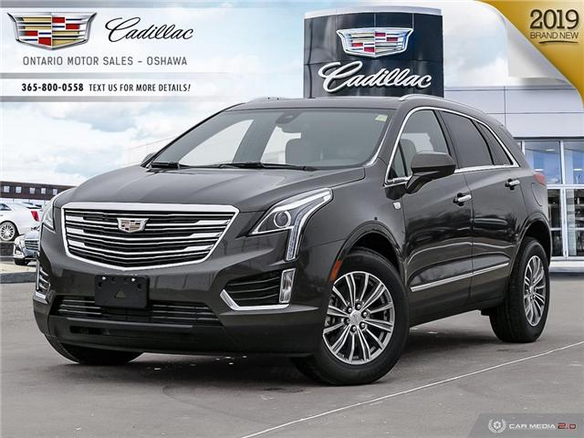 2019 Cadillac XT5 Luxury AWD / DRIVER AWARENESS PACKAGE