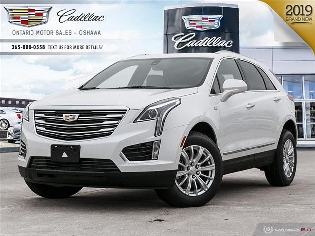 2019 Cadillac XT5 Base (Stk: 9186029) in Oshawa - Image 1 of 19