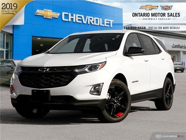 2019 Chevrolet Equinox LT (Stk: 9157017) in Oshawa - Image 1 of 19
