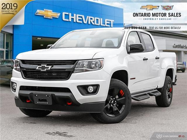 2019 Chevrolet Colorado LT (Stk: T9152982) in Oshawa - Image 1 of 19