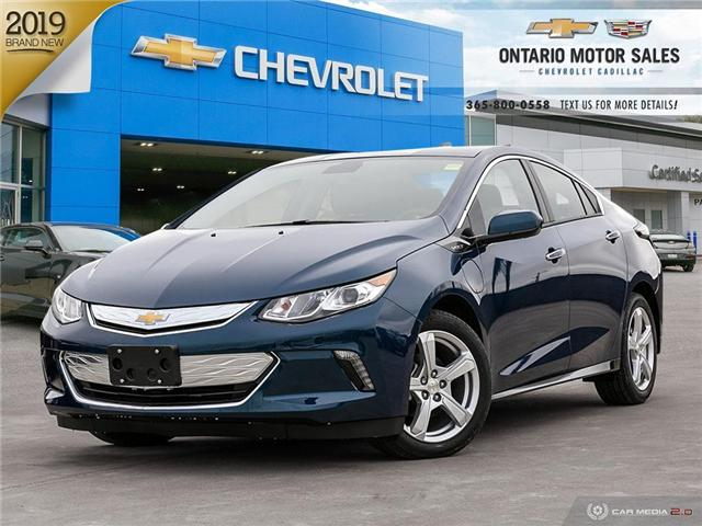 2019 Chevrolet Volt LT (Stk: 9114861) in Oshawa - Image 1 of 19
