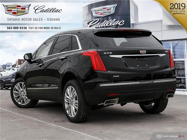 2019 Cadillac XT5 Premium Luxury (Stk: 9186844) in Oshawa - Image 4 of 19