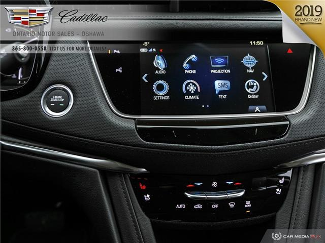 2019 Cadillac XT5 Premium Luxury (Stk: 9186844) in Oshawa - Image 14 of 19