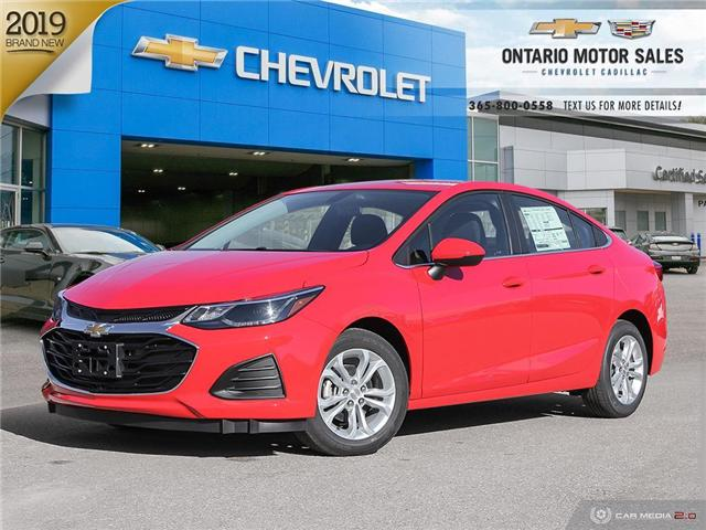 2019 Chevrolet Cruze LT (Stk: 9111500) in Oshawa - Image 1 of 19