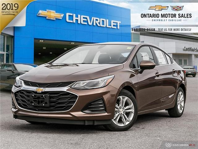 2019 Chevrolet Cruze LT (Stk: 9108769) in Oshawa - Image 1 of 19