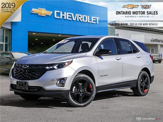 2019 Chevrolet Equinox LT (Stk: 9158336) in Oshawa - Image 1 of 19