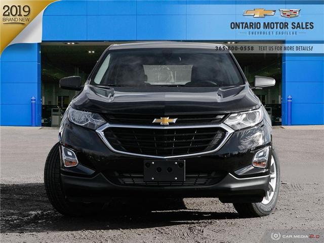 2019 Chevrolet Equinox LS (Stk: 9185068) in Oshawa - Image 2 of 19