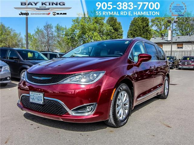 2018 Chrysler Pacifica Touring-L Plus (Stk: 6742) in Hamilton - Image 1 of 23
