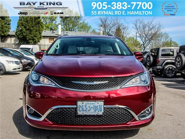 2018 Chrysler Pacifica Touring-L Plus (Stk: 6742) in Hamilton - Image 2 of 23