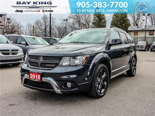 2018 Dodge Journey Crossroad (Stk: 6770R) in Hamilton - Image 1 of 25