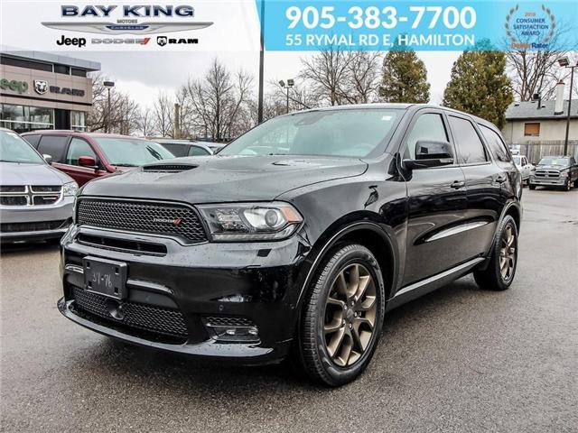 2018 Dodge Durango R/T (Stk: 6826) in Hamilton - Image 1 of 24