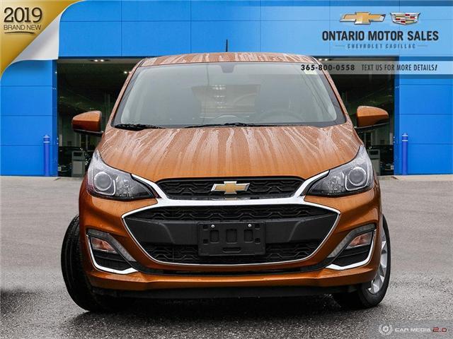 2019 Chevrolet Spark 1LT CVT (Stk: 9718543) in Oshawa - Image 2 of 19