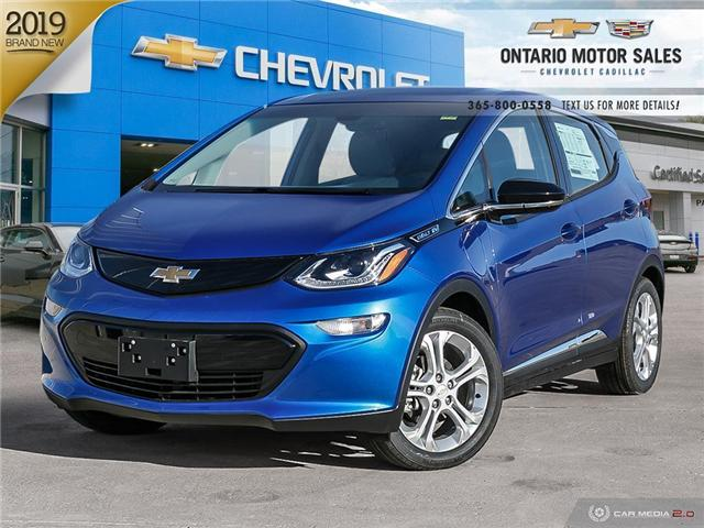 2019 Chevrolet Bolt EV LT (Stk: 9120227) in Oshawa - Image 1 of 19