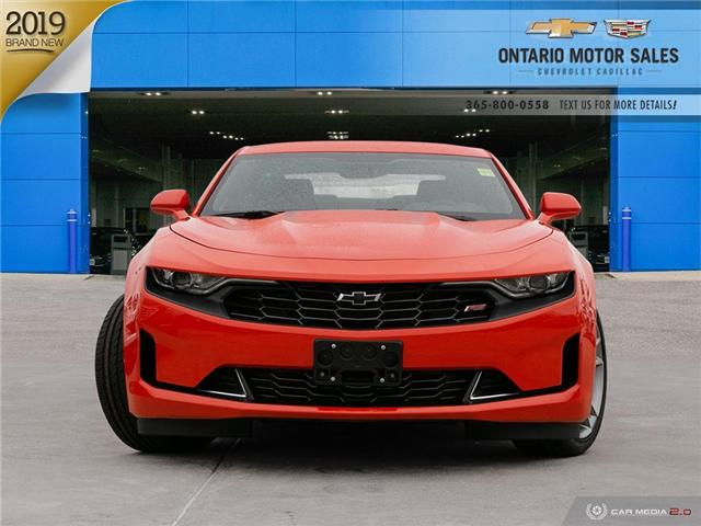 2019 Chevrolet Camaro 1LT (Stk: 9125062) in Oshawa - Image 2 of 19