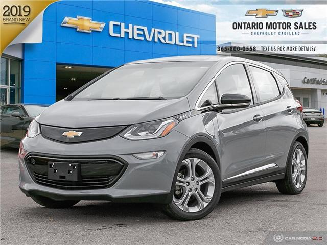2019 Chevrolet Bolt EV LT (Stk: 9113043) in Oshawa - Image 1 of 19