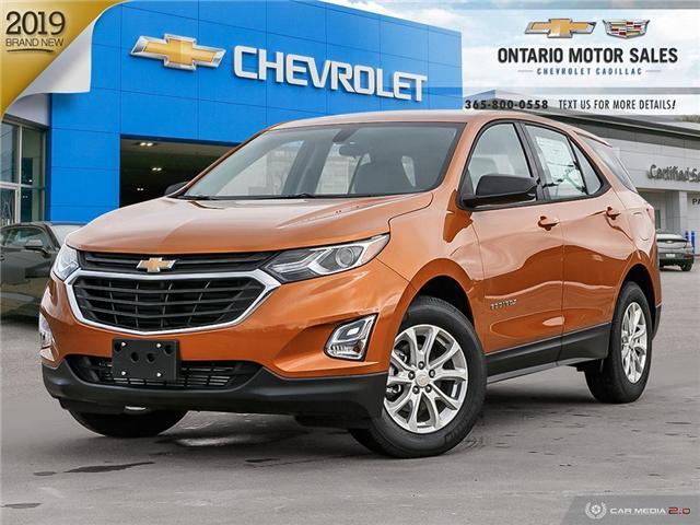 2019 Chevrolet Equinox LS (Stk: 9190614) in Oshawa - Image 1 of 18