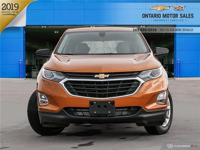 2019 Chevrolet Equinox LS (Stk: 9190614) in Oshawa - Image 2 of 18
