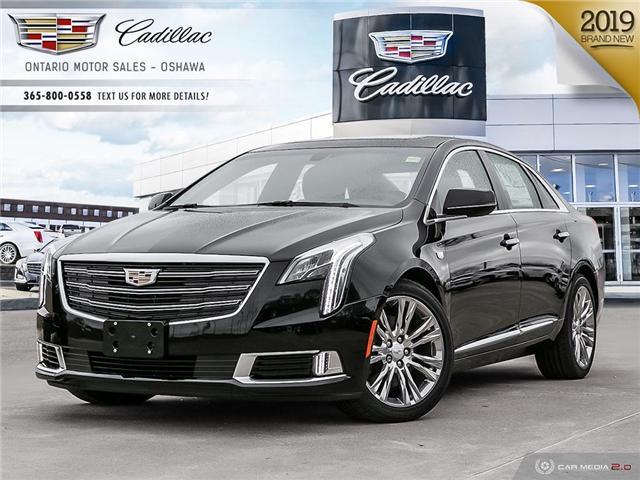 2019 Cadillac XTS Luxury (Stk: 9125089) in Oshawa - Image 1 of 19