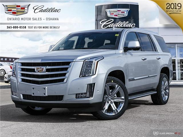 2019 Cadillac Escalade Luxury (Stk: T9269275) in Oshawa - Image 1 of 19