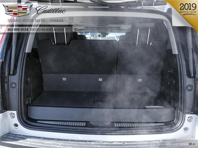 2019 Cadillac Escalade Luxury (Stk: T9269275) in Oshawa - Image 10 of 19