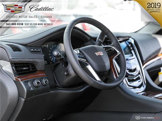 2019 Cadillac Escalade Luxury (Stk: T9269275) in Oshawa - Image 12 of 19