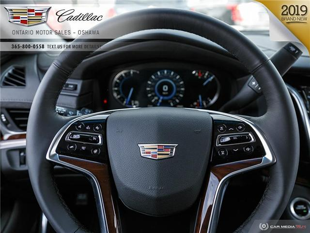2019 Cadillac Escalade Luxury (Stk: T9269275) in Oshawa - Image 13 of 19