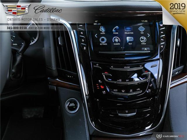 2019 Cadillac Escalade Luxury (Stk: T9269275) in Oshawa - Image 14 of 19