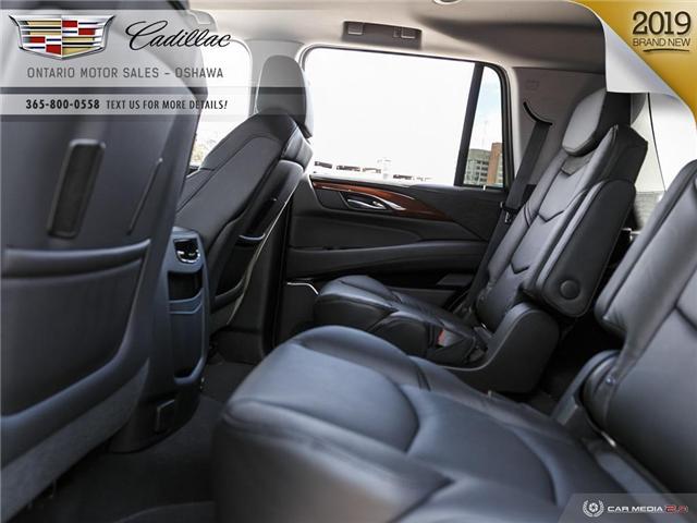 2019 Cadillac Escalade Luxury (Stk: T9269275) in Oshawa - Image 16 of 19