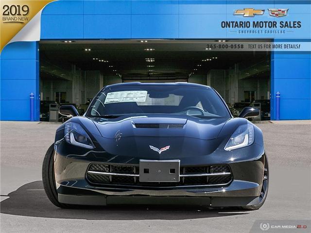 2019 Chevrolet Corvette Stingray (Stk: 9108994) in Oshawa - Image 2 of 19