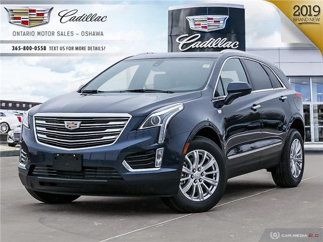 2019 Cadillac XT5 Base (Stk: 9183091) in Oshawa - Image 1 of 19
